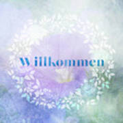 Welcome - Willkommen Poster