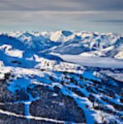 Whistler In Winter Poster