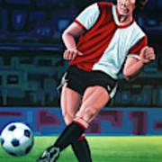 Willem Van Hanegem Painting Poster