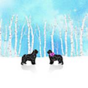 Winter Romance Poster