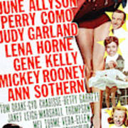 Word And Music 1948 Film Poster