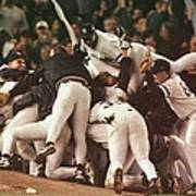 World Series 6 Yankees Poster
