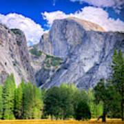 Yosemite National Park California Poster