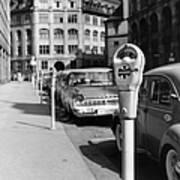Zurich Meters Poster