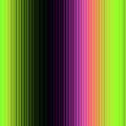 00034 C W T S Glitch Poster