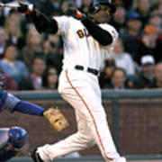 Barry Bonds Poster