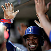 Elvis Andrus Poster