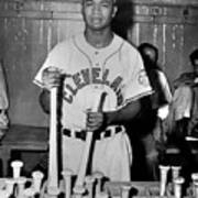 Larry Doby Poster