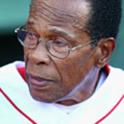 Rod Carew Poster