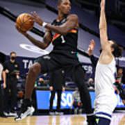 San Antonio Spurs v Minnesota Timberwolves Poster