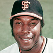 Willie Mccovey Poster