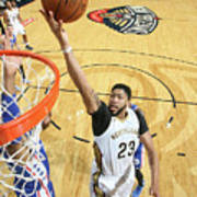 Anthony Davis Poster