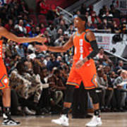 2020 NBA All-Star - Rising Stars Game Poster