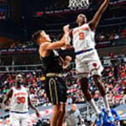 2021 NBA Playoffs - New York Knicks v Atlanta Hawks Poster