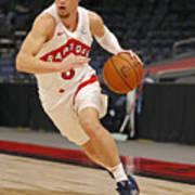 Boston Celtics v Toronto Raptors Poster