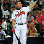 Chipper Jones Poster