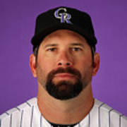 Todd Helton Poster