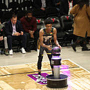 2020 NBA All-Star - Taco Bell Skills Challenge Poster