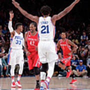 Joel Embiid Poster