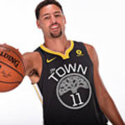 Klay Thompson Poster