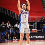 Orlando Magic v Detroit Pistons Poster