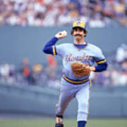Rollie Fingers Poster