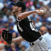 Chris Sale Poster