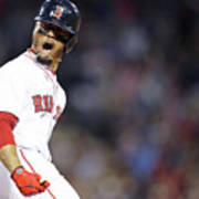 Mookie Betts Poster