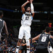 Andrew Wiggins Poster