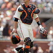 Buster Posey Poster