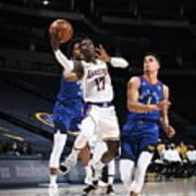 Los Angeles Lakers v Denver Nuggets Poster
