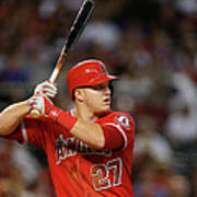 Mike Trout Poster