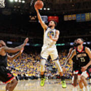 Stephen Curry Poster