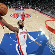 Andre Drummond Poster