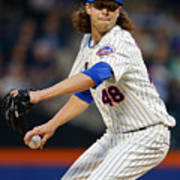 Jacob Degrom Poster