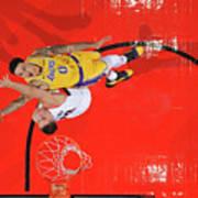 Kyle Kuzma Poster