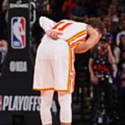 2021 NBA Playoffs - Atlanta Hawks v New York Knicks Poster