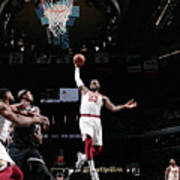 Lebron James Poster