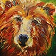 A Bunch Of Bear Poster