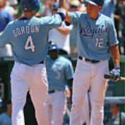 Alex Gordon and Mitch Maier Poster