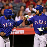 Alex Rios and Prince Fielder Poster