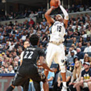 Andrew Wiggins and Vince Carter Poster