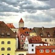 Beautiful Regensburg  Poster