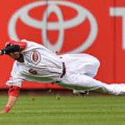 Billy Hamilton and Starling Marte Poster