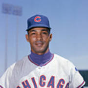 Billy Williams Poster