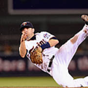 Brian Dozier and Ike Davis Poster
