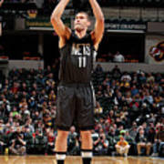 Brook Lopez Poster