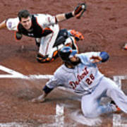 Buster Posey and Prince Fielder Poster