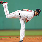 Clay Buchholz Poster