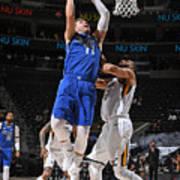 Dallas Mavericks v Utah Jazz Poster